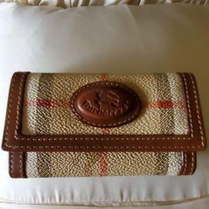 Vintage Burberrys Key Wallet